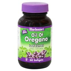 Bluebonnet Nutrition Oil of Oregano Leaf Extract