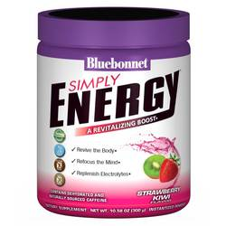 Bluebonnet Nutrition Simply Energy Strawberry Kiwi
