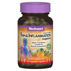 Bluebonnet Nutrition Pain  Inflammation Support