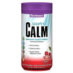 Bluebonnet Nutrition Simply Calm