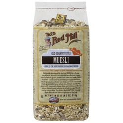 Bobs Red Mill Old Country Style Muesli (4 Pack)