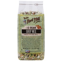 Bobs Red Mill 13 Bean Soup Mix (4 Pack)