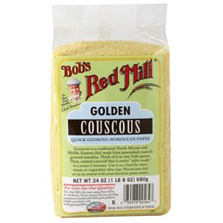 Bobs Red Mill Golden Couscous (4 Pack)