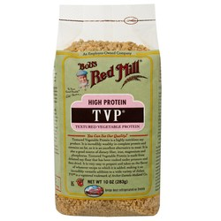 Bobs Red Mill Textured Vegetable Protein (4 pack)