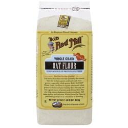 Bobs Red Mill Organic Whole Grain Oat Flour