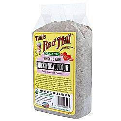 Bobs Red Mill Whole Grain Buckwheat Flour