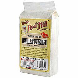Bobs Red Mill Whole Grain Barley Flour