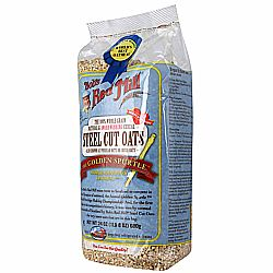 Bobs Red Mill Steel Cut Oats (4 Pack)
