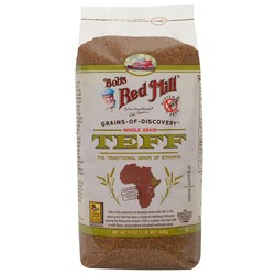 Bobs Red Mill Whole Grain Teff (4 Pack)