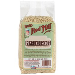 Bobs Red Mill Natural Pearl Couscous (4 Pack)