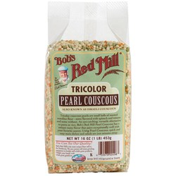 Bobs Red Mill Tricolor Pearl Couscous (4 Pack)