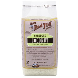 Bobs Red Mill Unsweetened Shredded Coconut