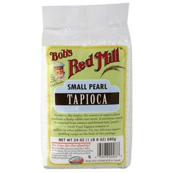 Bobs Red Mill Small Pearl Tapioca (4 Pack)
