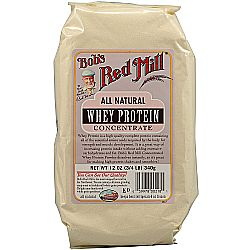 Bobs Red Mill Whey Protein Concentrate (4 Pack)