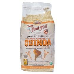 Bobs Red Mill Organic Whole Grain Quinoa