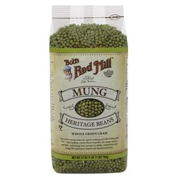Bobs Red Mill Mung Beans (4 Pack)