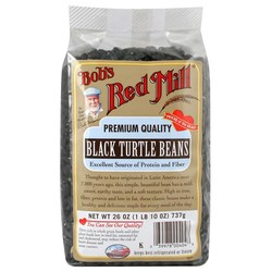 Bobs Red Mill Black Turtle Beans (4 Pack)