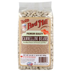 Bobs Red Mill Cannellini Beans (4 Pack)
