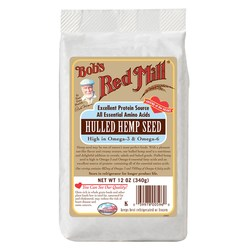 Bobs Red Mill Hulled Hemp Seed