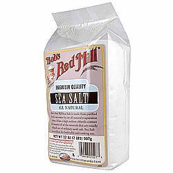 Bobs Red Mill Sea Salt (4 Pack)
