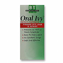 Boericke and Tafel Oral Ivy Natural Homeopathic