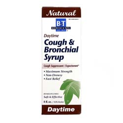 Boericke and Tafel Cough  Bronchial Syrup
