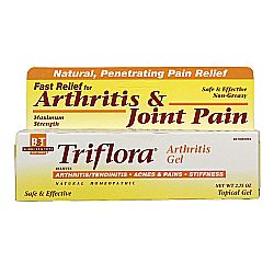 Boericke and Tafel Triflora Arthritis Gel