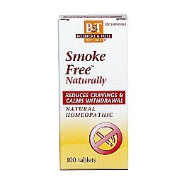 Boericke and Tafel Smoke Free Naturally