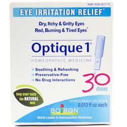 Boiron Optique 1 Eye Irritation Relief