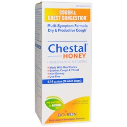 Boiron Chestal Honey