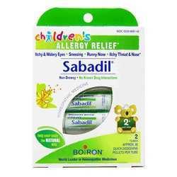 Boiron Children's Sabadil