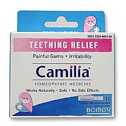 Boiron Camilia for Teething Relief