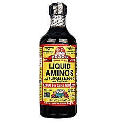Bragg Liquid Aminos Natural Soy Sauce Alternative