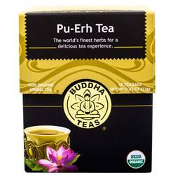 Buddha Teas Pu-Erh Tea Bags