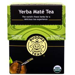 Buddha Teas Yerba Mate Tea