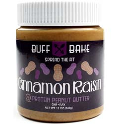 Buff Bake Protein Peanut Butter