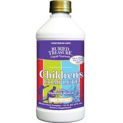 Buried Treasure Children's Complete Vitamins  Minerals