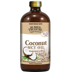 Buried Treasure Coconut Oil MCT