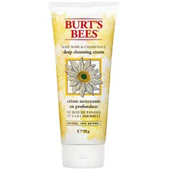 Burt's Bees Soap Bark  Chamomile Deep Cleansing Cream