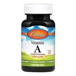 Carlson Labs Vitamin A Palmitate