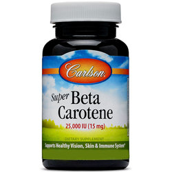 Carlson Labs Super Beta Carotene