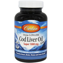 Carlson Labs Super Cod Liver Oil