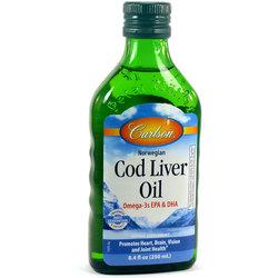 Carlson Labs Cod Liver Oil