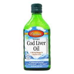Carlson Labs Norwegian Cod Liver Oil
