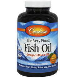 Carlson Labs The Very Finest Fish Oil