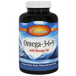 Carlson Labs Omega-3-6-9