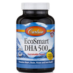 Carlson Labs Eco Smart DHA 500