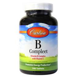 Carlson Labs B Compleet