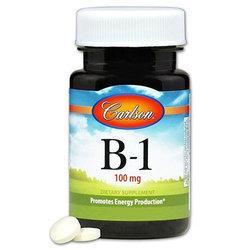 Carlson Labs Vitamin B-1