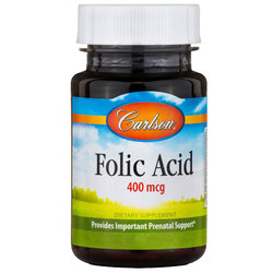 Carlson Labs Folic Acid